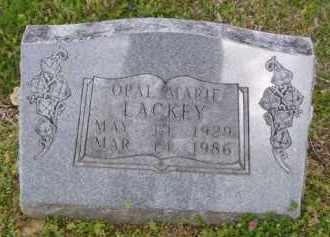 LACKEY, OPAL MARIE - Baxter County, Arkansas | OPAL MARIE LACKEY - Arkansas Gravestone Photos