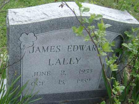 LALLY, JAMES EDWARD - Baxter County, Arkansas   JAMES EDWARD LALLY - Arkansas Gravestone Photos
