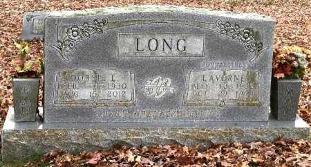 LONG, LAVERNE - Baxter County, Arkansas   LAVERNE LONG - Arkansas Gravestone Photos