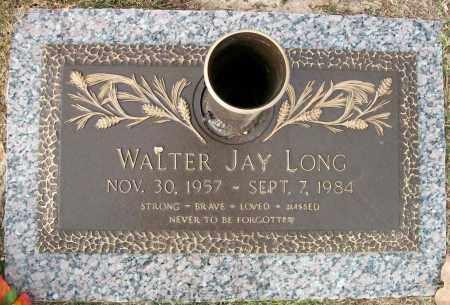 LONG, WALTER JAY - Baxter County, Arkansas | WALTER JAY LONG - Arkansas Gravestone Photos