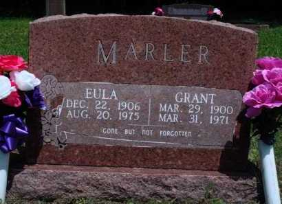 MARLER, EULA - Baxter County, Arkansas | EULA MARLER - Arkansas Gravestone Photos