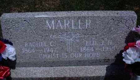 MARLER, ELDER, JOHN HENRY - Baxter County, Arkansas | JOHN HENRY MARLER, ELDER - Arkansas Gravestone Photos