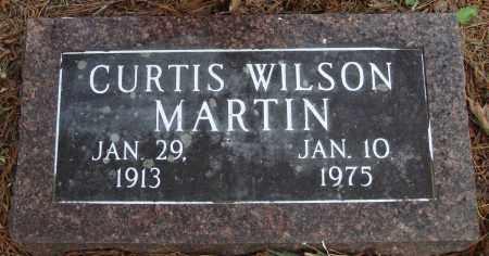 MARTIN, CURTIS WILSON - Baxter County, Arkansas | CURTIS WILSON MARTIN - Arkansas Gravestone Photos