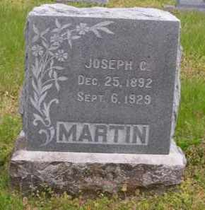 MARTIN, JOSEPH C. - Baxter County, Arkansas | JOSEPH C. MARTIN - Arkansas Gravestone Photos