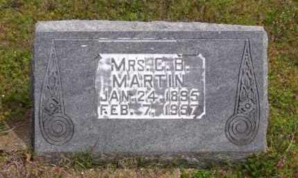 MARTIN, MATTIE LOIS - Baxter County, Arkansas | MATTIE LOIS MARTIN - Arkansas Gravestone Photos