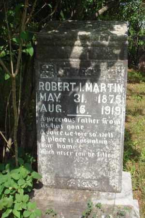 MARTIN, ROBERT I - Baxter County, Arkansas | ROBERT I MARTIN - Arkansas Gravestone Photos