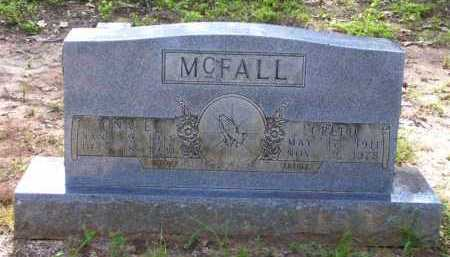 MCFALL, CREED - Baxter County, Arkansas | CREED MCFALL - Arkansas Gravestone Photos