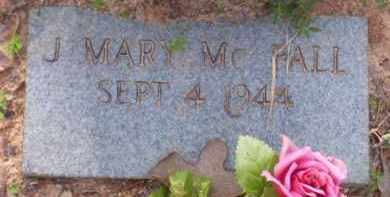 BEVERLY MCFALL, J. MARY - Baxter County, Arkansas | J. MARY BEVERLY MCFALL - Arkansas Gravestone Photos