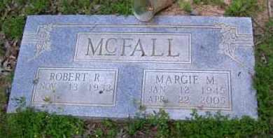 MCFALL MCFALL, MARGIE M. - Baxter County, Arkansas   MARGIE M. MCFALL MCFALL - Arkansas Gravestone Photos