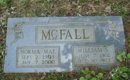 MCFALL, NORMA MAE - Baxter County, Arkansas | NORMA MAE MCFALL - Arkansas Gravestone Photos