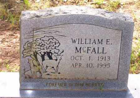 MCFALL, WILLIAM E. - Baxter County, Arkansas | WILLIAM E. MCFALL - Arkansas Gravestone Photos