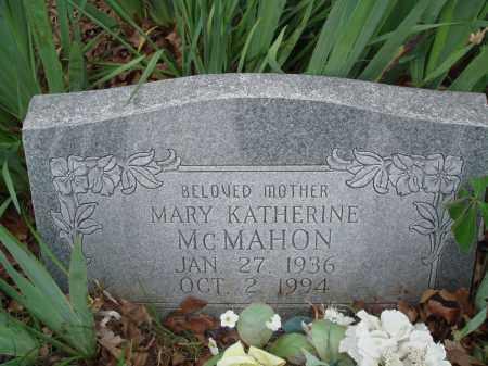 MCMAHON, MARY KATHERINE - Baxter County, Arkansas   MARY KATHERINE MCMAHON - Arkansas Gravestone Photos