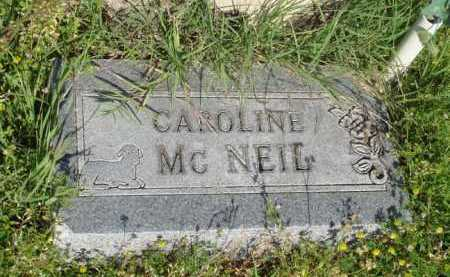 MC NEIL, CAROLINE - Baxter County, Arkansas | CAROLINE MC NEIL - Arkansas Gravestone Photos