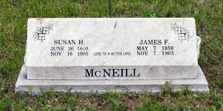 MCNEIL, JAMES F. - Baxter County, Arkansas | JAMES F. MCNEIL - Arkansas Gravestone Photos