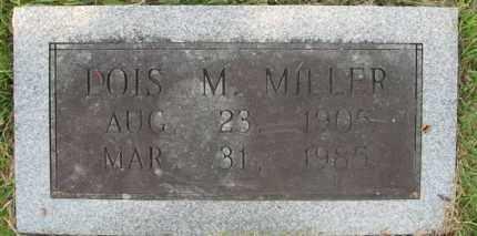 FLORA MILLER, LOIS MARIE - Baxter County, Arkansas | LOIS MARIE FLORA MILLER - Arkansas Gravestone Photos