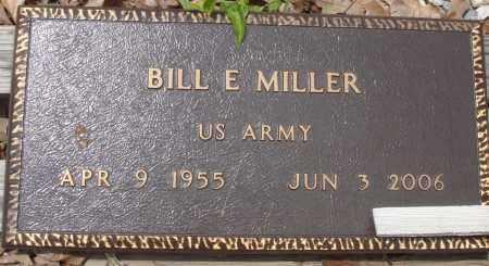 MILLER (VETERAN), BILL E - Baxter County, Arkansas | BILL E MILLER (VETERAN) - Arkansas Gravestone Photos