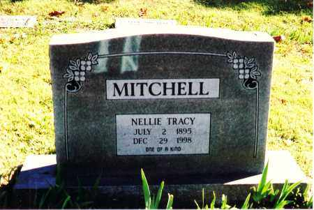 MITCHELL, NELLIE TRACY - Baxter County, Arkansas | NELLIE TRACY MITCHELL - Arkansas Gravestone Photos
