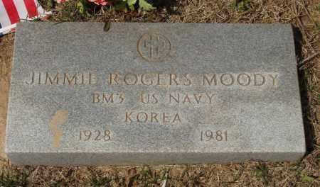 MOODY  (VETERAN KOR), JIMMIE ROGERS - Baxter County, Arkansas | JIMMIE ROGERS MOODY  (VETERAN KOR) - Arkansas Gravestone Photos