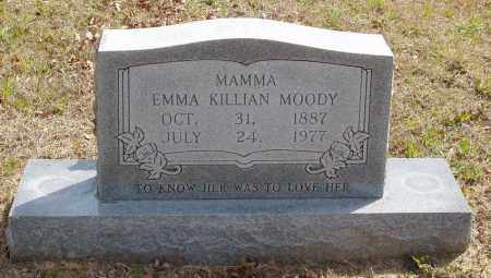 LACKEY MOODY, EMMA - Baxter County, Arkansas | EMMA LACKEY MOODY - Arkansas Gravestone Photos