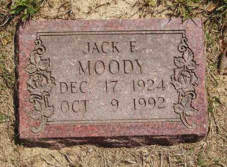 MOODY, JACK E - Baxter County, Arkansas | JACK E MOODY - Arkansas Gravestone Photos