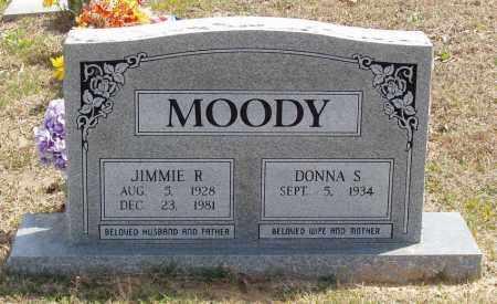 MOODY, JIMMIE R - Baxter County, Arkansas | JIMMIE R MOODY - Arkansas Gravestone Photos