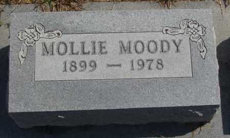 MOODY, MOLLIE - Baxter County, Arkansas   MOLLIE MOODY - Arkansas Gravestone Photos