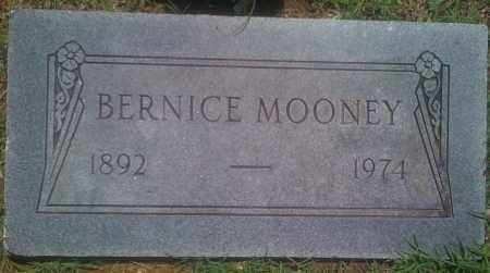 MOONEY, BERNICE - Baxter County, Arkansas   BERNICE MOONEY - Arkansas Gravestone Photos