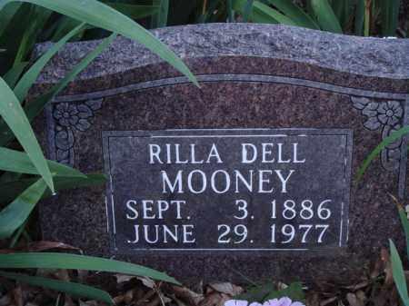 MOONEY, RILLA DELL - Baxter County, Arkansas   RILLA DELL MOONEY - Arkansas Gravestone Photos