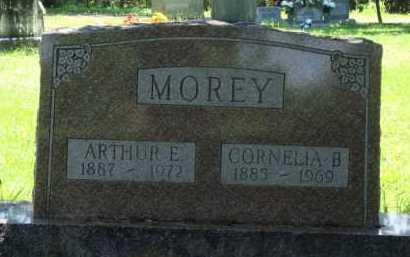 MOREY, CORNELIA B. - Baxter County, Arkansas | CORNELIA B. MOREY - Arkansas Gravestone Photos