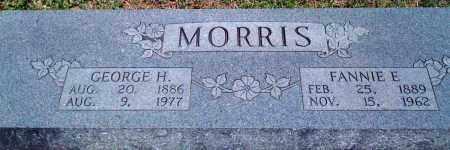 MORRIS, FANNIE E - Baxter County, Arkansas | FANNIE E MORRIS - Arkansas Gravestone Photos