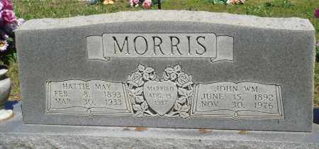MORRIS, JOHN WILLIAM - Baxter County, Arkansas | JOHN WILLIAM MORRIS - Arkansas Gravestone Photos