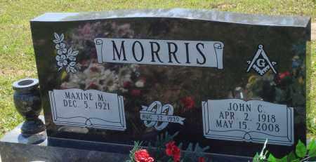 MORRIS, JOHN C - Baxter County, Arkansas   JOHN C MORRIS - Arkansas Gravestone Photos