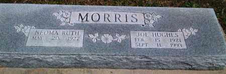 MORRIS, JOE HUGHES - Baxter County, Arkansas   JOE HUGHES MORRIS - Arkansas Gravestone Photos