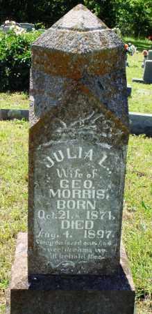 MORRIS, JULIE - Baxter County, Arkansas | JULIE MORRIS - Arkansas Gravestone Photos