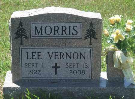 MORRIS, LEE VERNON - Baxter County, Arkansas | LEE VERNON MORRIS - Arkansas Gravestone Photos