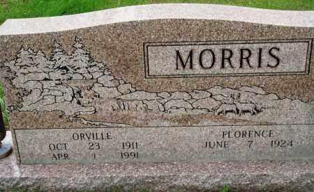 MORRIS, ORVILLE - Baxter County, Arkansas   ORVILLE MORRIS - Arkansas Gravestone Photos