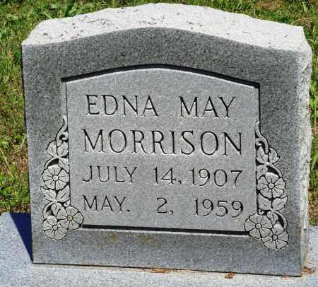 MORRISON, EDNA MAY - Baxter County, Arkansas   EDNA MAY MORRISON - Arkansas Gravestone Photos