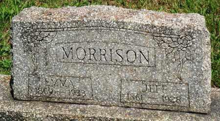 MORRISON, EMMA - Baxter County, Arkansas | EMMA MORRISON - Arkansas Gravestone Photos
