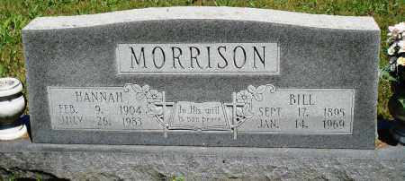 MORRISON, BILL - Baxter County, Arkansas | BILL MORRISON - Arkansas Gravestone Photos