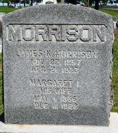MORRISON, JAMES K - Baxter County, Arkansas | JAMES K MORRISON - Arkansas Gravestone Photos