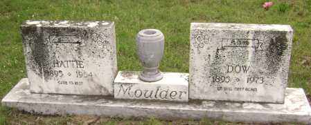 MOULDER, HATTIE - Baxter County, Arkansas | HATTIE MOULDER - Arkansas Gravestone Photos
