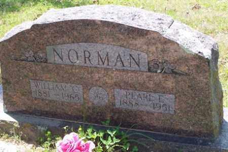 NORMAN, WILLIAM C - Baxter County, Arkansas | WILLIAM C NORMAN - Arkansas Gravestone Photos