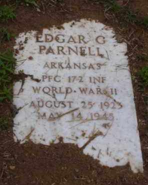 PARNELL (VETERAN WWII, KIA), EDGAR GEARLD - Baxter County, Arkansas | EDGAR GEARLD PARNELL (VETERAN WWII, KIA) - Arkansas Gravestone Photos