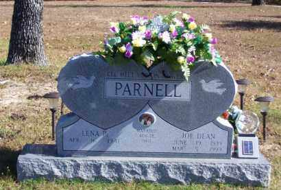 PARNELL, JOE DEAN - Baxter County, Arkansas | JOE DEAN PARNELL - Arkansas Gravestone Photos