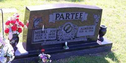 SMITH PARTEE, ALMEDIA - Baxter County, Arkansas | ALMEDIA SMITH PARTEE - Arkansas Gravestone Photos