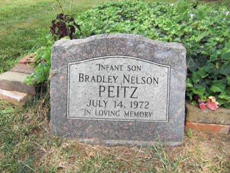 PEITZ, BRADLEY NELSON - Baxter County, Arkansas | BRADLEY NELSON PEITZ - Arkansas Gravestone Photos
