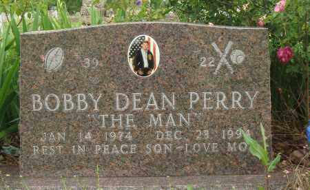 "PERRY, BOBBY DEAN ""THE MAN"" - Baxter County, Arkansas 