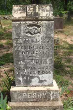 PERRY, OLIVER H. - Baxter County, Arkansas | OLIVER H. PERRY - Arkansas Gravestone Photos