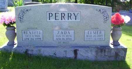 MARCHANT PERRY, ZADA - Baxter County, Arkansas | ZADA MARCHANT PERRY - Arkansas Gravestone Photos