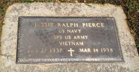 PIERCE (VETERAN VIET), JESSIE RALPH - Baxter County, Arkansas | JESSIE RALPH PIERCE (VETERAN VIET) - Arkansas Gravestone Photos